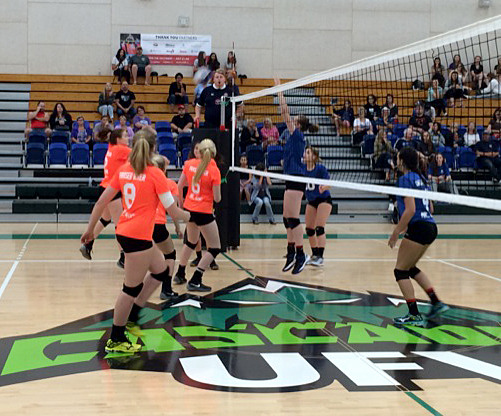 GIRLS VOLLEYBALL: Strong start for Zone 6 squad as tourney opens at UFV