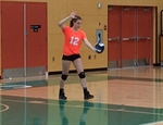 VOLLEYBALL ACTION: Strong finish sparks undefeated Fraser Valley girls past North West