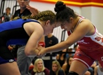 VIDEO: Interview with wrestler Haley Florell of Cariboo-North East