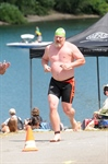 PHOTOS: Laughs and competition at team triathlon relay