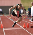 BOYS' TRIPLE JUMP: Gold for Maple Ridge teen