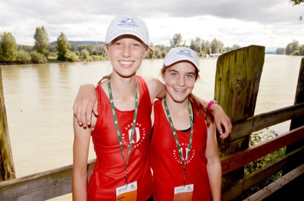 Rower says her Summer Games experience has been 'pretty awesome'