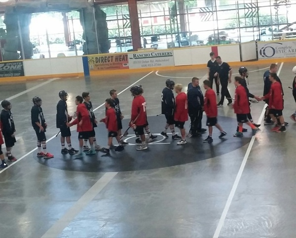 BOX LACROSSE: Flurry of goals spur Thompson Okanagan to victory