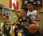 Vancouver Coastal teams dominate in boys 3x3 basketball
