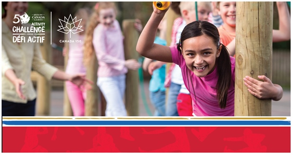Registration Now Open for the Canada Games Activity Challenge