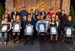 Twelve Outstanding Aboriginal Athletes Receive Prestigious Award