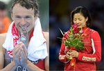 Whitfield and Huynh inducted to Canada's Sports Hall of Fame