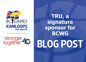 TRU is a Signature Sponsor