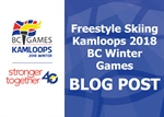 Fun with Freestyle at the Kamloops 2018 BC Winter Games
