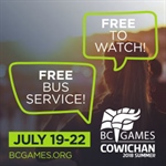 BC Transit will provide Free Bus Service