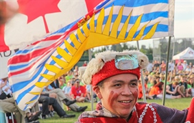 First Nations play a lead role in the 2018 BC Summer Games