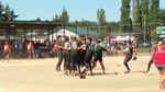 Monster Sixth Inning Lifts Zone 5 Girls Softball Team to Gold