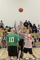 Special Olympics Basketball: Bobek lights it up for Vancouver Squamish