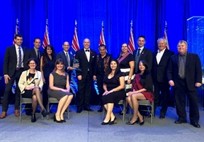 I-SPARC receives Premier's Award