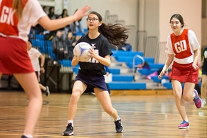 Netball: BC Games Netball gets underway in Maple Ridge