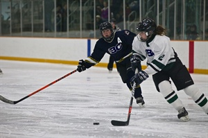 Female Hockey: Vancouver Island defeats Cariboo-Central Coast 3-0 in BC Games