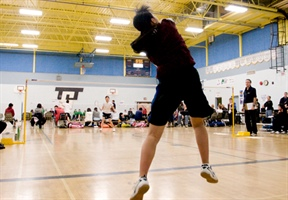 Badminton: From the Philippines to the BC Winter Games