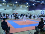 Karate: Kata Competitions come to a close with finalists ready to face off in the Finals tomorrow