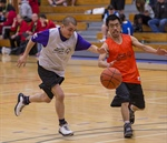 Basketball Special Olympics: Vancouver Squamish Beats Out Fraser Valley 2