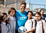 BC Games Alumna named UNICEF Ambassador