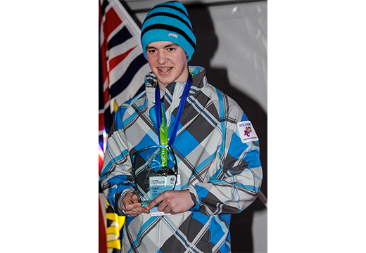 Surrey Curler Tyler Tardi wins W.R. Bennett Award for Athletic Excellence