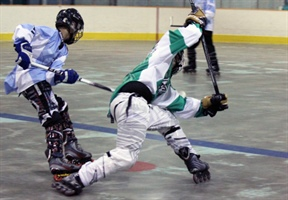Vancouver-Squamish scores in overtime to win inline hockey gold