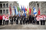 BC Games Alumni help kick off 2015 Canada Winter Games Torch Relay