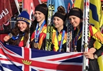 BC Games alumni earn 54 medals for Team BC at the 2015 Canada Winter Games
