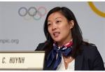 BC Games Alumna Carol Huynh elected Chair of Athletes Commission for FILA