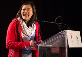 Carol Huynh named Assistant Chef de Mission for Rio 2016