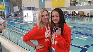 White Rock diver surprised by silver medal win at BC Winter Games
