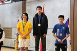 Coastal and Fraser River teams battle for badminton brass