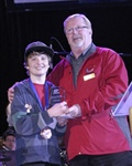 W.R. Bennett Award for Athlete Excellence goes to...