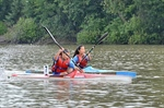 Games paddling events underway Friday