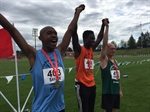 SPECIAL OLYMPICS LONG JUMP: Surrey's Malcolm Borsoi is golden