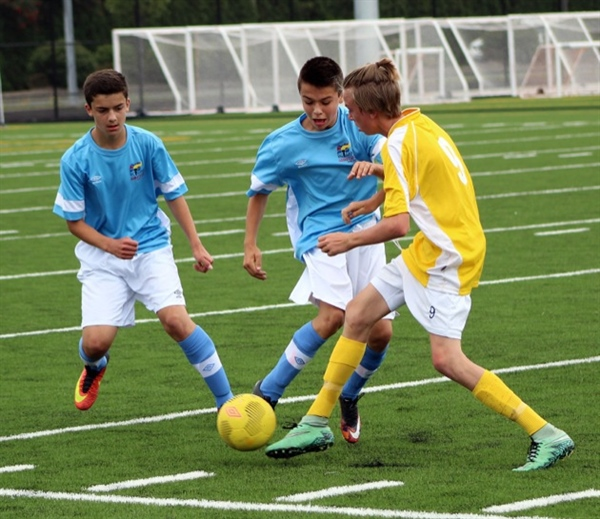 SOCCER: Fraser Valley boys down Kootenays 1-0