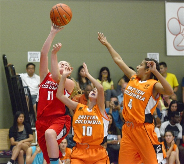 3X3 BASKETBALL: Three on three hoops a hit at the Games