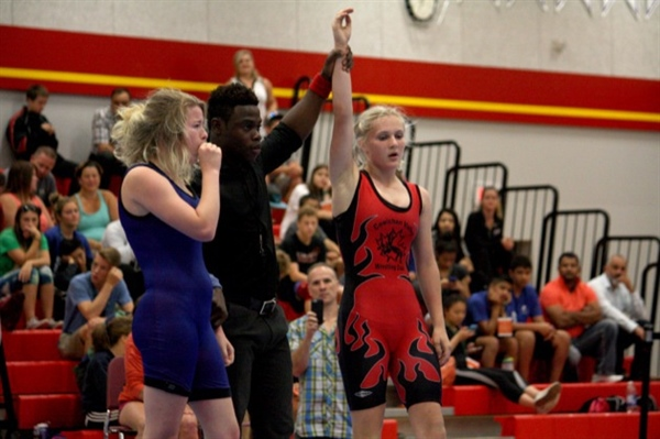 WRESTLING: Vancouver Island Zone 6 in first place with six golds