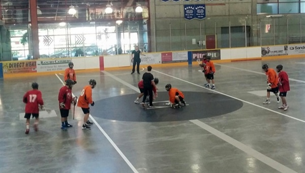 BOX LACROSSE: Fraser River wins gold