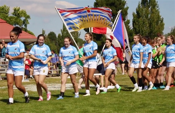 VIDEO: Fraser Valley wins gold in rugby