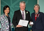 Kelly Mann receives BC Community Achievement Award