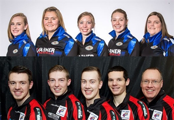 Alumni set to compete at Canadian Junior Curling Championships