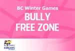 City to stand proud as a bully free sport community