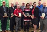 Alumni honoured with Community Sport Hero Awards