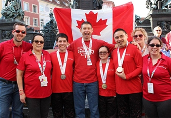 BC Games alumni compete at Special Olympics World Winter Games