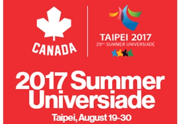 Alumni represent Canada at 2017 Summer Universiade