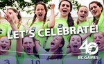 Join us for our BC Games 40th Anniversary Celebrations!