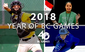 Province proclaims 2018 The Year of BC Games