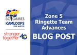 BC Winter Games 2018: Zone 5 Ringette Team Advances