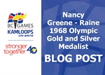 Interview with Senator Nancy Greene-Raine, 1968 Olympic Gold and Silver Medalist